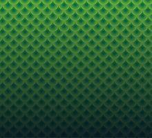 Green Scales by Tataburger