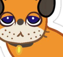 Duckhunt Dog Cat Sticker