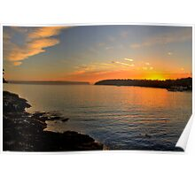 Expectation - Balmoral Beach - The HDR Series Poster