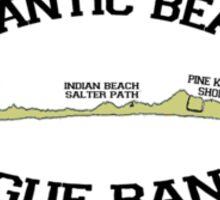Atlantic Beach - North Carolina. Sticker