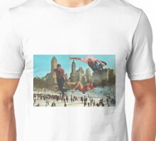 SNOW FUN. Unisex T-Shirt