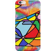 Rainbow Whale in a Sea of Dreams iPhone Case/Skin
