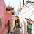 Corfu Side Street by elspeth2000