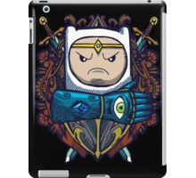 ADVENTURE HERO iPad Case/Skin