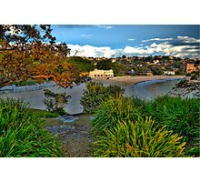 Paintbush - Balmoral Beach - The HDR Experience Photographic Print