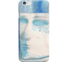 BLUE FACE (C2000) iPhone Case/Skin
