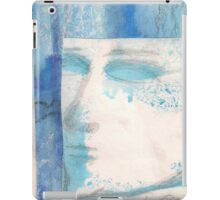 BLUE FACE (C2000) iPad Case/Skin