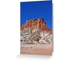 Desert Beauty. Greeting Card