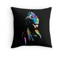 Zef 2014 Y Throw Pillow