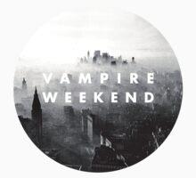 VAMPIRE WEEKEND  by bluerockerzoo