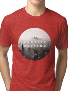 VAMPIRE WEEKEND  Tri-blend T-Shirt
