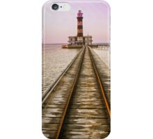 Daedalus Lighthouse, Red Sea iPhone Case/Skin