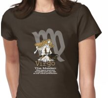 Virgo The Maiden Womens Fitted T-Shirt