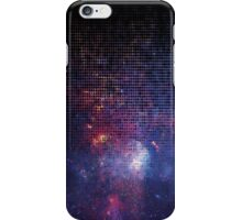 Galaxy 'dotted' gradient  iPhone Case/Skin