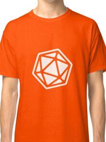 D&D 20 Side Die Classic T-Shirt