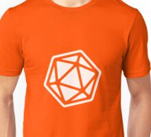 D&D 20 Side Die Unisex T-Shirt
