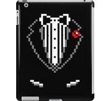 8-bit Tuxedo iPad Case/Skin