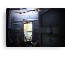 Room 5 Canvas Print