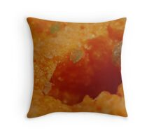 Mystery XII - Fruit Loop Throw Pillow