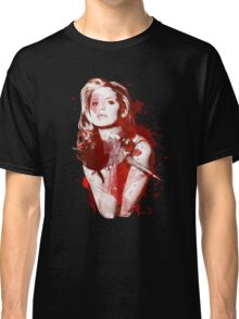Splatter Buffy Classic T-Shirt