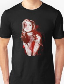 Splatter Buffy Unisex T-Shirt
