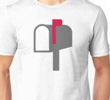 Mail box letter Unisex T-Shirt