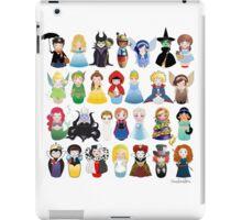 Kokeshis Fairy tales iPad Case/Skin