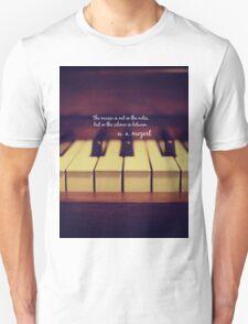 Mozart Music T-Shirt
