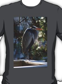 Great Blue Heron - 13 T-Shirt