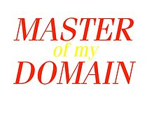 Master of my Domain by joebugdud