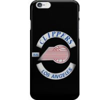 CLIPPERS MOTORCYCLE CLUB LOGO iPhone Case/Skin