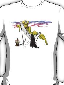 Oola Up in Smoke T-Shirt