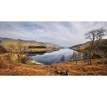 Panorama of Haweswater - Cumbria Photographic Print