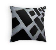 Cubic Throw Pillow