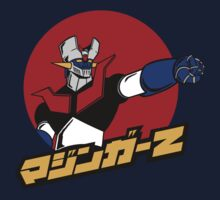 Mazinger-Z by Diego Tello