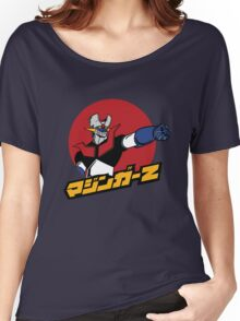 Mazinger-Z Women's Relaxed Fit T-Shirt