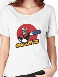Mazinger-Z Women's Relaxed Fit T-Shirt