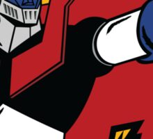 Mazinger-Z Sticker