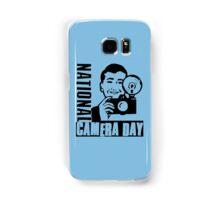 NATIONAL CAMERA DAY Samsung Galaxy Case/Skin