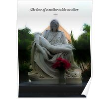 Mothers Love (Orton Effect) Poster