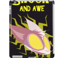 Fighting Dreamers- Power Trio (Patches) iPad Case/Skin