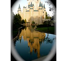 Castle of My Dreams Photographic Print