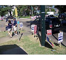 2008 Elections In NOLA Photographic Print