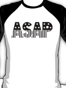 ASAP Stars And Stripes Shirt | ASAP Clothing T-Shirt