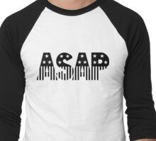ASAP Stars And Stripes Shirt Men's Baseball ¾ T-Shirt
