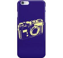 CLASSIC CAMERA-LARGE iPhone Case/Skin