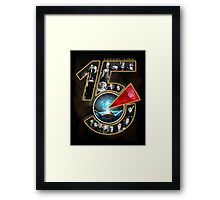 15 cycles Framed Print