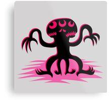 Pink Mutant Metal Print