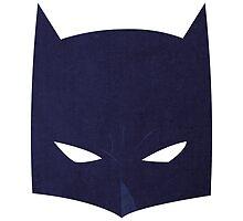 Batman Cowl!  by Timothy Alford