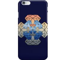 Diamonds flower iPhone Case/Skin